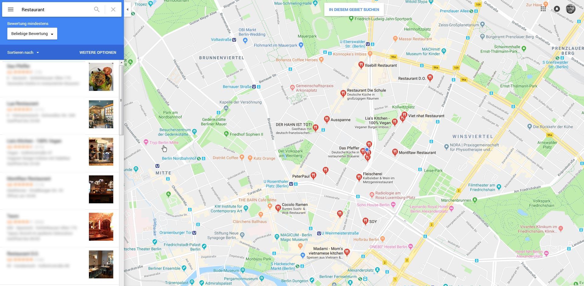 Google Maps wird zum sozialen Netzwerk
