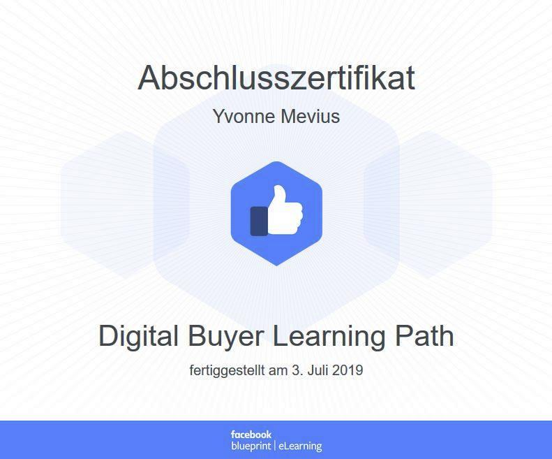 Digital Buyer Learning Path.