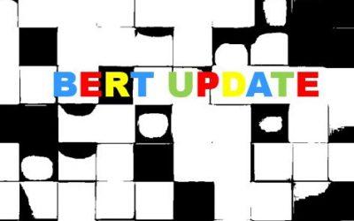 BERT UP DATE